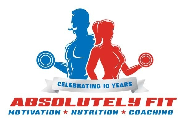 Absolutely fit logo