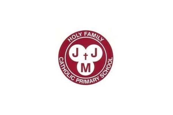 Holy Family Catholic logo